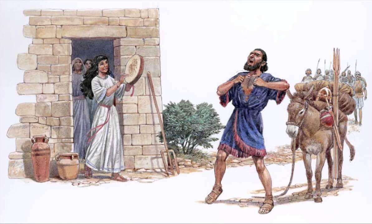 THUTIAMA RINAWM - JEPHTHA FANU 1